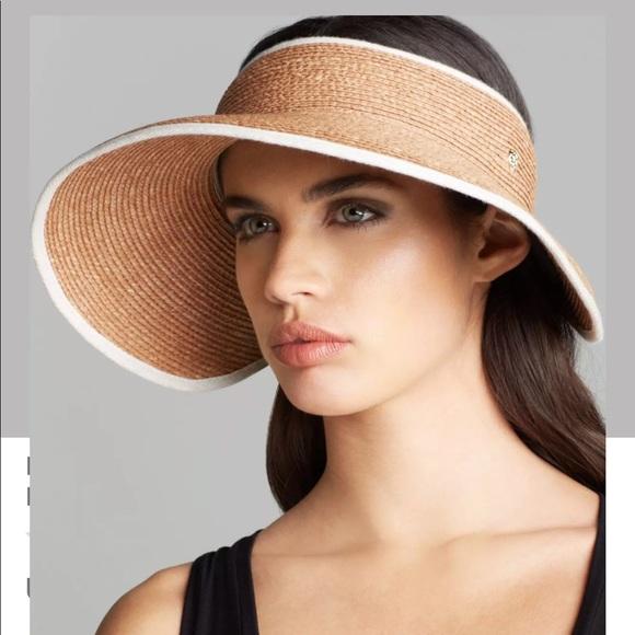 Helen Kaminski Accessories - 🎀SALE🎀 Helen Kaminski Raffia straw Hat 8bbd6b40c258